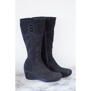 Womens size 10 la canadienne boots